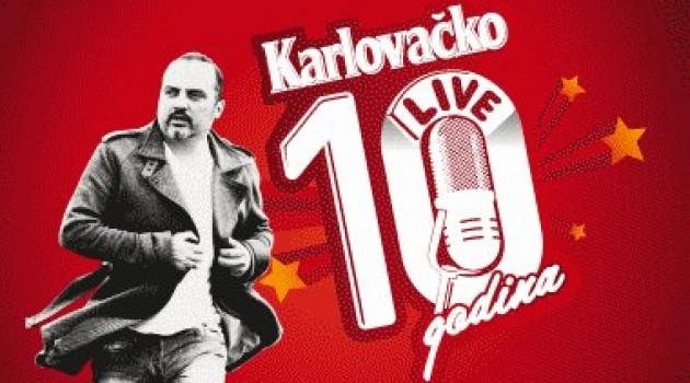 Glamour.hr vodi vas na Karlovačko live