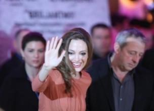 Angelina Jolie u Zagrebu!
