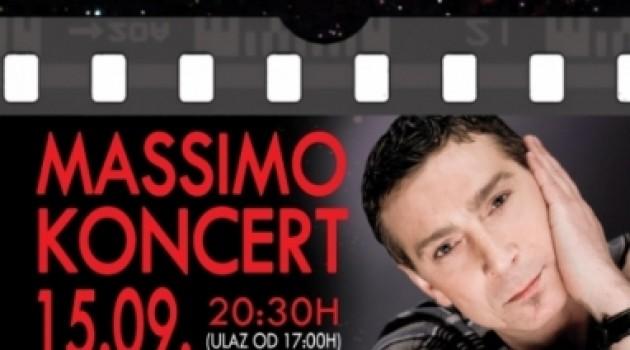 Massimo u Zagrebu