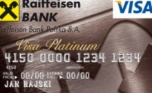 RBA Visa Platinum kreditna kartica