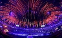 Spektakularan završetak Olimpijskih igara