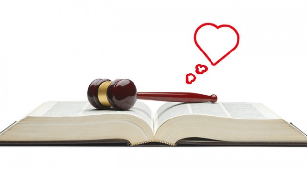 Ljubav je zakon, a zakoni su tu da se zaobilaze