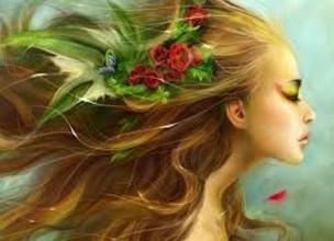 Kako do prirodno plave kose