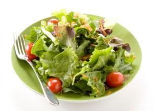 Šokantno: salata deblja!