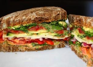 Vege sendvič