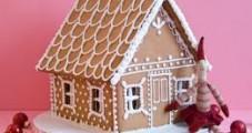 Slasne božićne kućice od paprenjaka