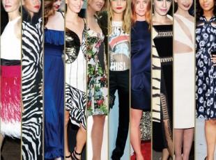 Najbolje odjevene žene u 2013.g.