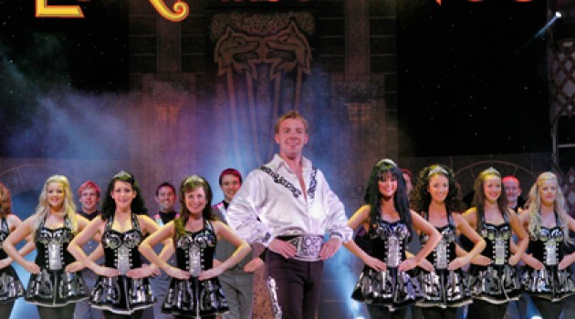 LORD OF THE DANCE  created by Michael Flatley!