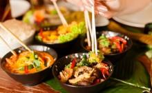 Znate li što se jede za vrijeme blagdana?