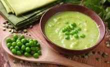 Krem juha od graška