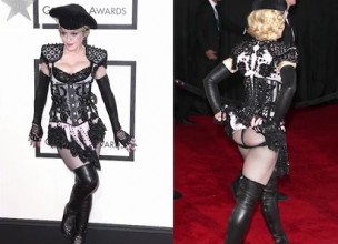 Madonna priredila show
