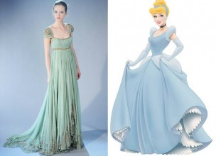 Što kada bi Disneyjeve princeze nosile dizajnerske haljine?