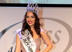 Hrvatica Lana Gržetić je Miss Alpe Adria International