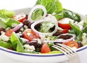 Lagane proljetne salate