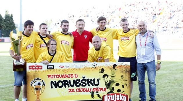 Ožujsko kup najbolju ekipu vodi u Norvešku