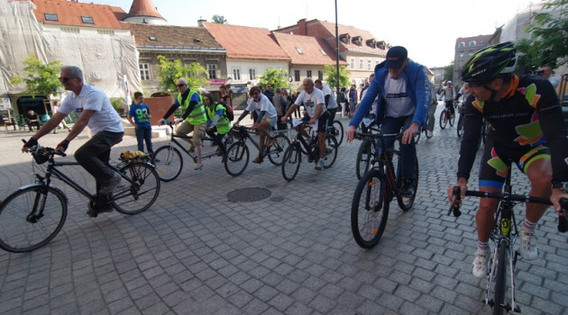 Biciklom po Zagrebu!