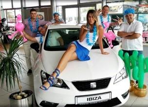 Ibiza Party na vrućem asfaltu