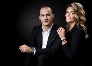 Sandra Perković i Marijo Možnik novi TAG Heuer ambasadori