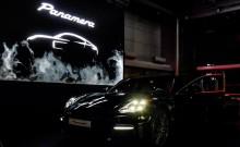 Ekskluzivno predstavljanje nove Porsche Panamere