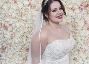 Raskošna ljepotica Lucija Lugomer u predivnim vjenčanicama
