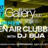 Open Air Clubbing u klubu Gallery