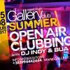 Open Air Clubbing u klubu Gallery