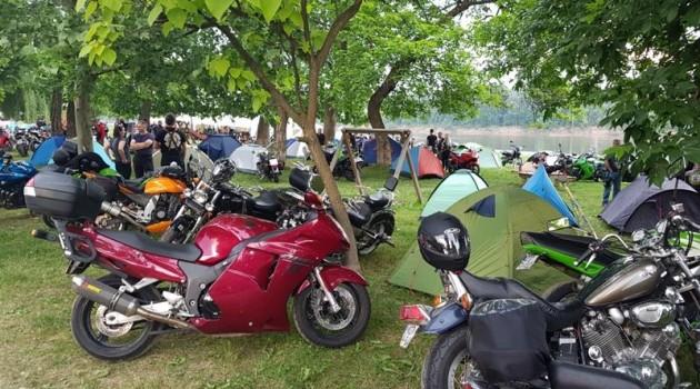 Mega zabava privukla na desteke tisuća posjetitelja na 15.jubilarne Mega Bikers susrete