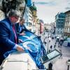 Svečanim potpisivanjem ugovora o suradnji i postavljanjem zastave započeo Tjedan Porina