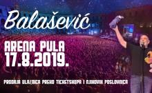 Đorđe Balašević se ovo ljeto vraća u pulsku Arenu