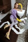 Larie: glamurozna ženstvenost koja skriva snažnu poruku