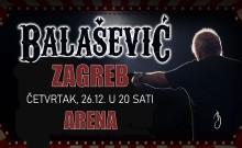 ĐORĐE BALAŠEVIĆ – ARENA ZAGREB – 26.12.2019.