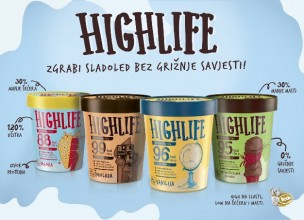 Novi funkcionalni sladoled iz Leda –  Highlife