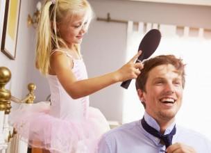 Veza između oca i kćeri posebna je!