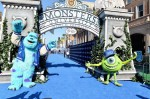 """attends The World Premiere & Tailgate Party for Disney-Pixar's """"Monsters University"""" at the El Capitan Theatre on June 17, 2013 in Hollywood, California."""