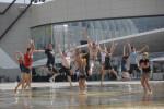 Arena Centar_Plaza-ljudski covjece ne ljuti se