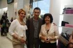 Ljilja Sliško, Massimo Savić, Lucija Antunović (supruga Tomislava Antunovića i majka Ljilje Sliško)