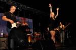 Zadar, 25.07.2013. snimio: Nenad Mar?ev Jelena Rozga, koncert Hitch bar, Zadar