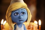 Smurfette (Katy Perry) in Columbia Pictures and Sony Pictures Animation's SMURFS 2.