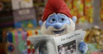 Papa Smurf (Jonathan Winters) in Columbia Pictures and Sony Pictures Animation's SMURFS 2.