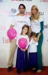 Jole sa suprugom Anom i kćerkama
