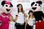 Miss Universe i vizažistica Marijana Kužina sa Brunom i Bugom