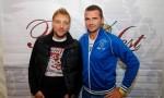 olimpijci Bojan Jankovic i Mario vekic