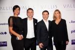 Restoran_Vallis_otvorenje_22122013_Anica, Robert, Niko i Kristina Kovac