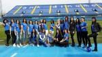 kandidatkinje su igrale nogomet na Dinamovom stadionu