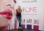 Tina Katanić_ ambasadorica The One kolekcije by Oriflame za Hrvatsku