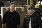 "Channing Tatum , left, and Jonah Hill star in Columbia Pictures' ""22 Jump Street."""