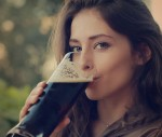 pivo-žena