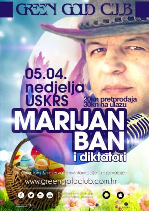 Marijan Ban & Diktatori GGC 0504 2015