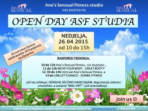 Open day program