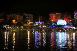 Split Beach Festival, Split 09.08.14.  Snimio: Antonio Bur?ul